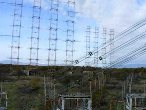 The largest arrays in Bulgaria 2x64 dipols + 2MW