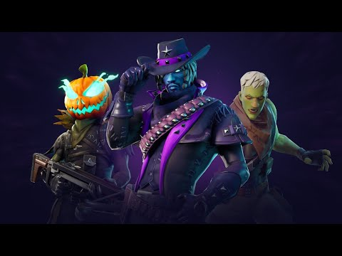 Fortnitemares: New Fortnite Halloween Event Is Amazing