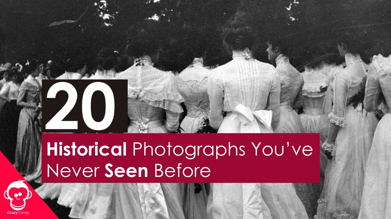 20Thought-Provoking Historical Photographs You've Never Seen Before