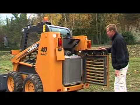 Case - Skid Steer Loaders - YouTube