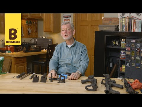 Quick Tip: Converting A 5.56 AR-15 To 9mm