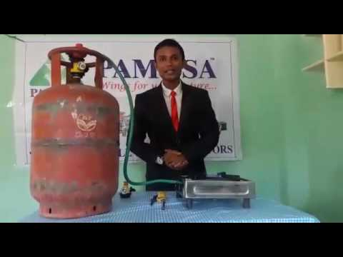 PAMOSA Trade India Gas safe Demo in BENGALI