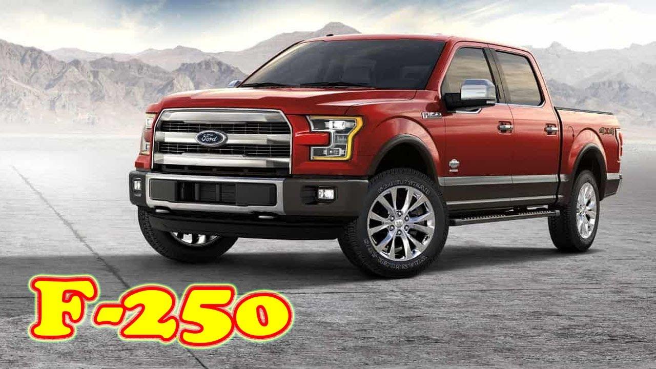 2021 Ford F250 Rumors