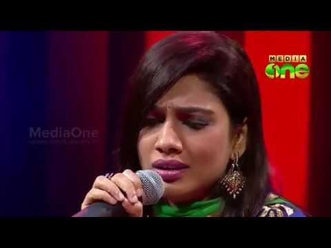 Kabhi Aah Lab Pe Machal Gayi Kabhi Ashk Ankh – Gayathri Asokan - Courtesy MediaOne