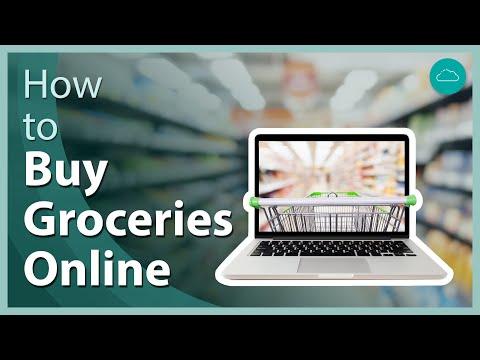 How To Order Groceries Online with Walmart & Instacart