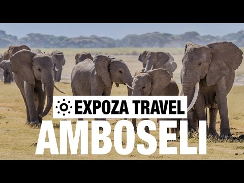 Amboseli Vacation Travel Video Guide