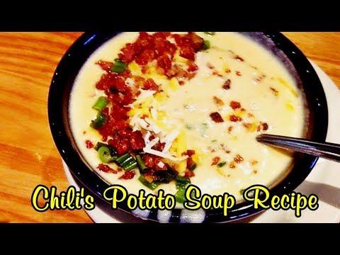 Chili's Potato Soup Recipe