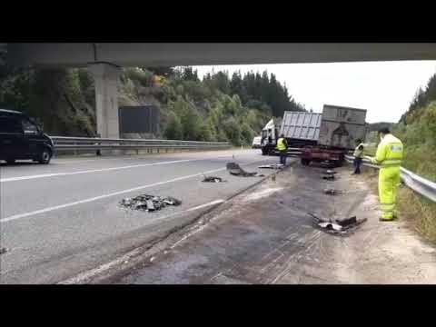 Fallece un hombre en una colisión en O Páramo