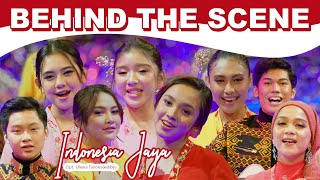 [BEHIND THE SCENE] MV LYODRA, TIARA, ZIVA, NUCA, MAHALINI, SAM, NOVIA, AGSEISA - INDONESIA JAYA