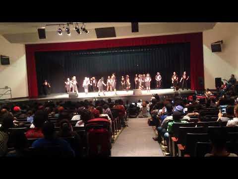 Alpha Omega - House Party 2-17-18 Sanderson High School