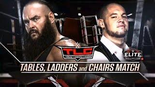 Braun Strowman vs Baron Corbin - TLC Match: WWE TLC 2018