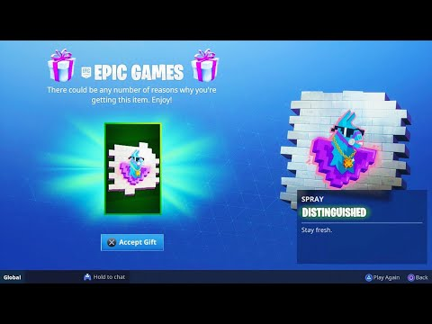how i got the rarest emote in fortnite new distinguished spray - fortnite eee spray code for sale