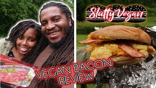 This vegan bacon changes EVERYTHING. | Where Slutty Vegan gets their bacon!