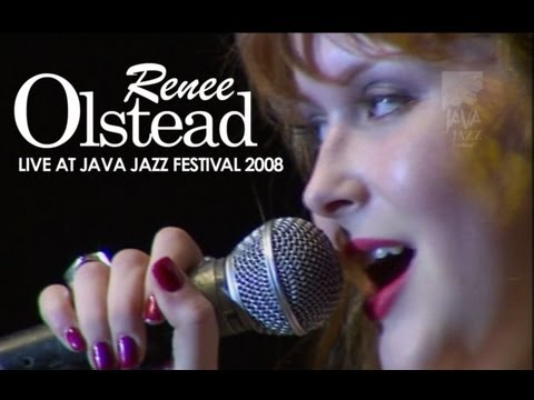 "Renee Olstead and Ron King Big Band Live ""My Baby Just Cares for Me"" At Java Jazz Festival 2008"