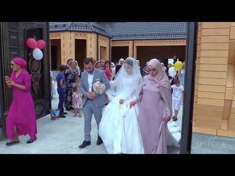 Свадьба в Грозном.