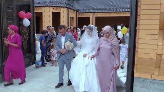 Свадьба в Грозном. Шамиль и Джамиля. 18 Августа 2018. Студия Шархан