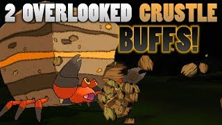 2 Overlooked Crustle Buffs In Pokemon Ultra Sun and Moon