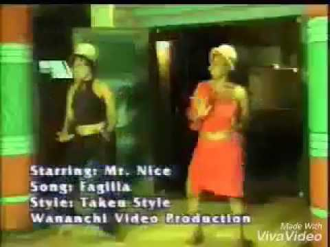 Mr. Nice -Fagilia