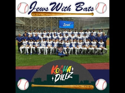 Jews With Bats!! Israel World Baseball Classic Rap Anthem