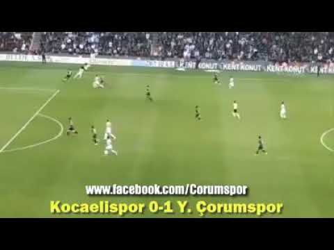 KOCAELİSPOR 0- 3 Y. ÇORUMSPOR   Holigans Team