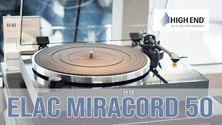 ELAC Miracord 50 (2018) - Hands on
