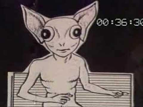 UFO files opened
