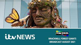 Bracknell Forest Giants - ITV Meridian