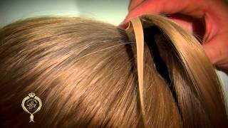Шиньон-хвост на ленте из натуральных волос(Теперь вы в любой момент можете сделать роскошный хвост! Даже если вас неожиданно пригласили на свидание,..., 2012-04-24T09:16:10.000Z)