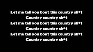Big K.R.I.T. - Country Shit Remix ft. Ludacris & Bun B (Lyrics)