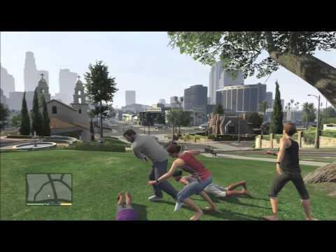 GTA 5 Funny/Brutal Moments Compilation Vol.21