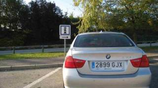 BMW 318d-Prueba Portalcoches.net