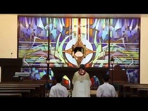 Transfer of  Blessed Sacrament to Altar of Repose