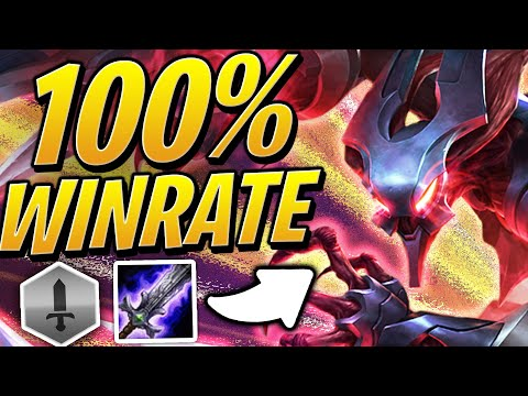 The 100% Win Rate Blademaster Comp! | Teamfight Tactics Set 2 | TFT | League of Legens Auto Chess