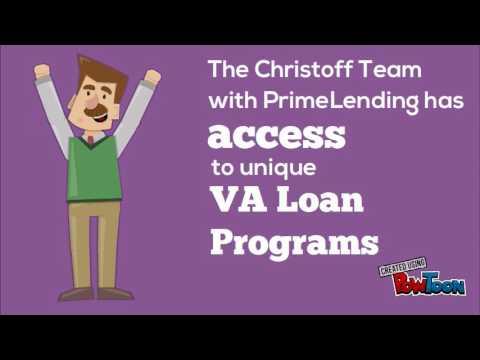 Prime Lending - VA Loans Programs
