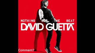 Download David Guetta feat. Usher - Without You [Audio]