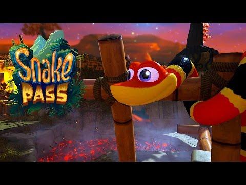 Snake Pass - Gameplay Trailer