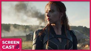 Black Widow Trailer Reactions - Kinda Funny Screencast (Ep. 47)