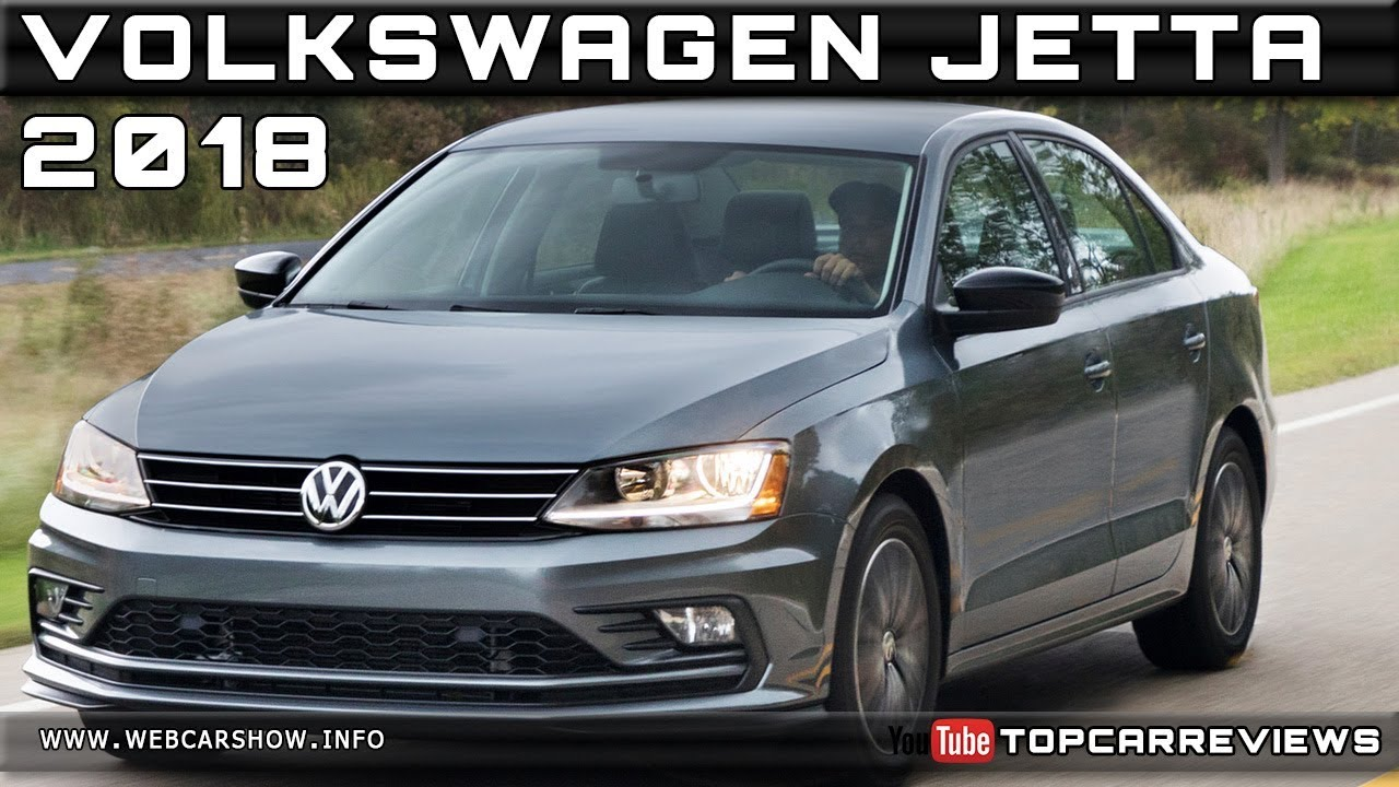2018 volkswagen jetta review rendered price specs release date youtube. Black Bedroom Furniture Sets. Home Design Ideas