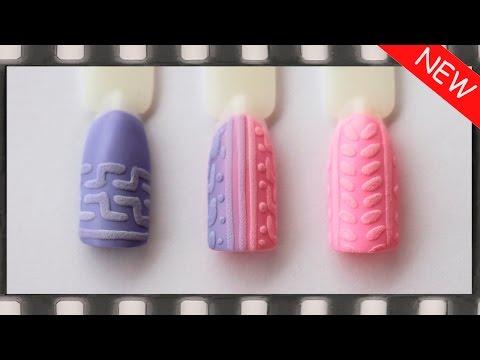 Основные виды дизайна ногтей в домашних условиях