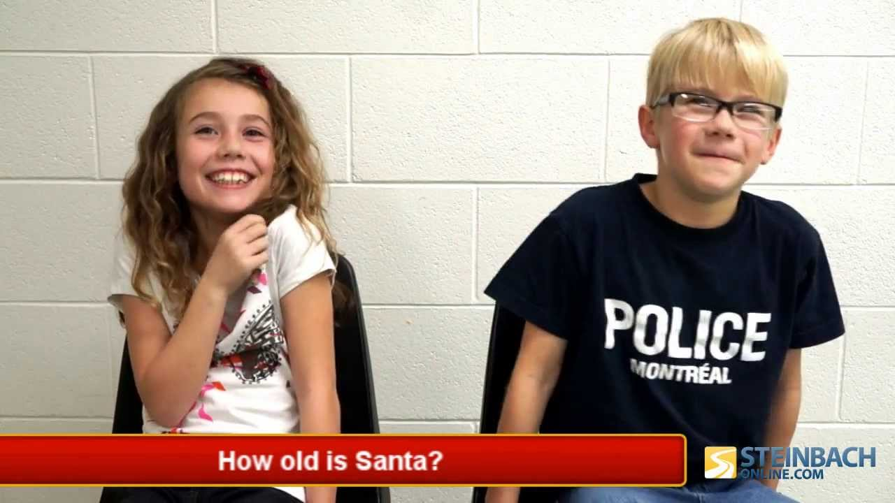 how old is santa christmas through the eyes of a child - How Old Is Christmas
