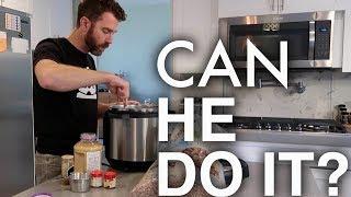 DAD MAKES DINNER! : Adventuring Family of 11