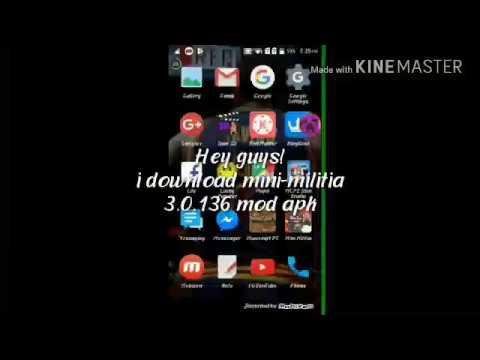 MINI MILITIA 3.0.136 TÉLÉCHARGER