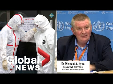 Coronavirus outbreak: WHO official says virus not at stage to declare pandemic