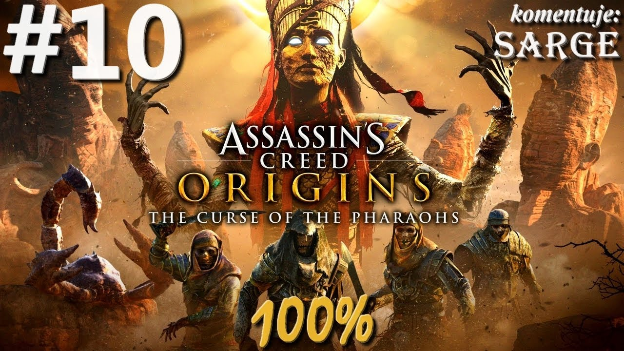 Zagrajmy w Assassin's Creed Origins: The Curse of the Pharaohs DLC (100%) odc. 10 – Objaśniacz snów