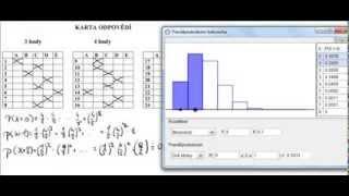 Matematická soutěž Klokan - pravděpodobnost úspěchu při tipování výsledku