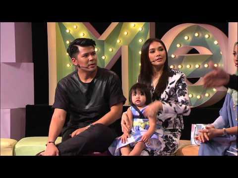 MeleTOP - Awal & Scha Jelas Kebaikan 'Baby Harness' Ep154 [13.10.15]