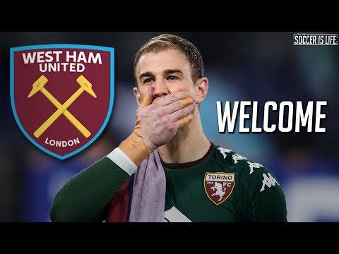 Joe Hart ● Best Saves 2017 ● Welcome to West Ham United - HD