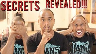 Q&A with Alonzo: SECRETS REVEALED!