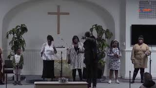 Sunday Worship Service April  11, 2021