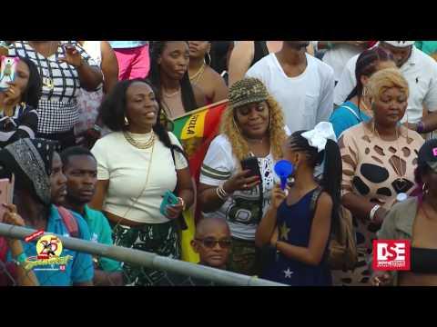 Reggae Sumfest 2017 -  Sizzla  (Part 1 of 5)